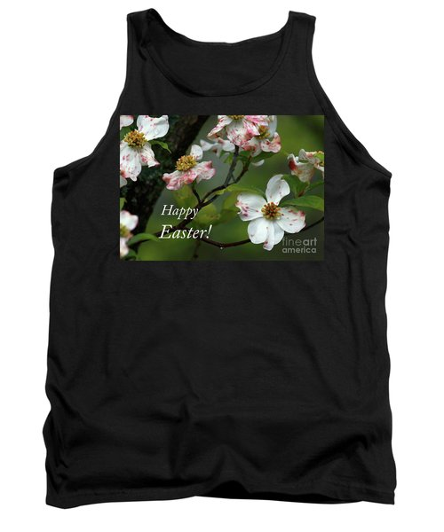 Tank Top featuring the photograph Easter Dogwood by Douglas Stucky