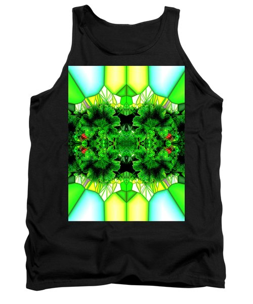 Eat Your Greens Tank Top