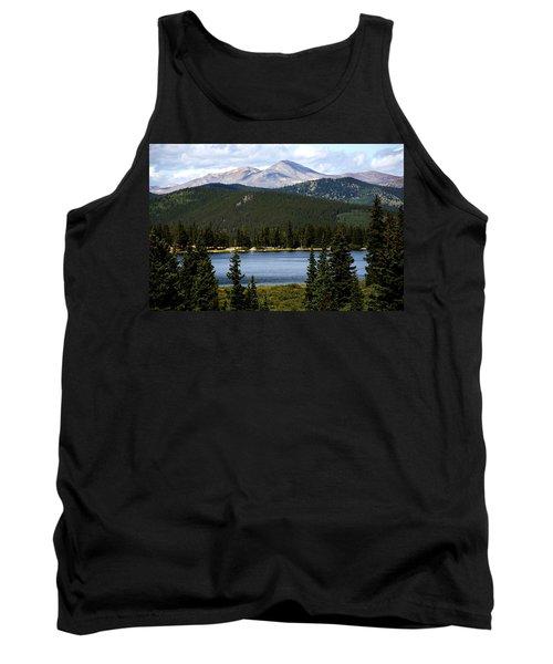 Echo Lake Colorado Tank Top