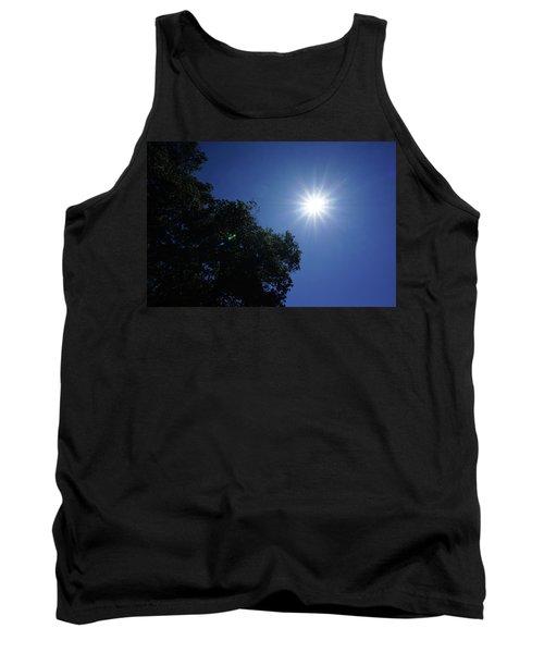 Eclipse Light Prism Tank Top