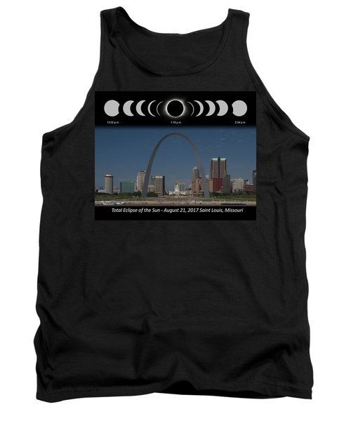 Eclipse Sequence Tank Top