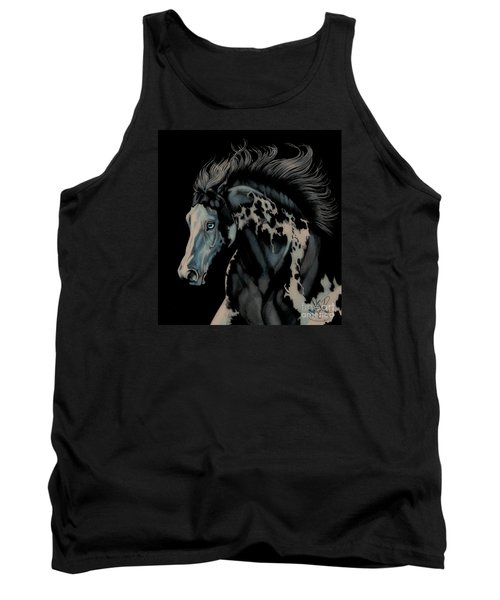 Eclipse's Full Moon Tank Top by Cheryl Poland