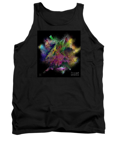 Ectasy Tank Top by Dee Flouton