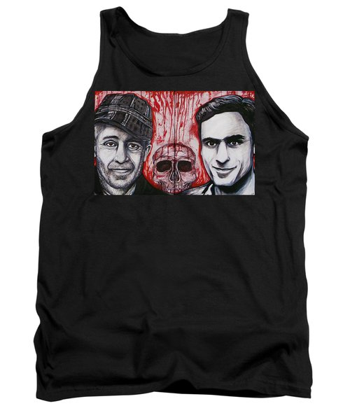 Ed And Ted Tank Top