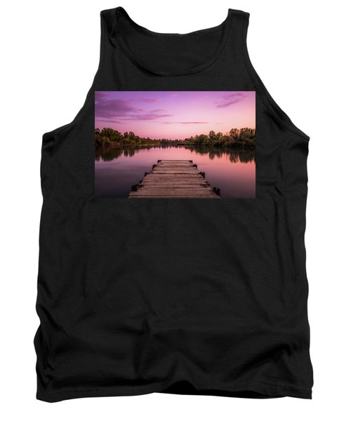 Edge Of The Mirror Tank Top