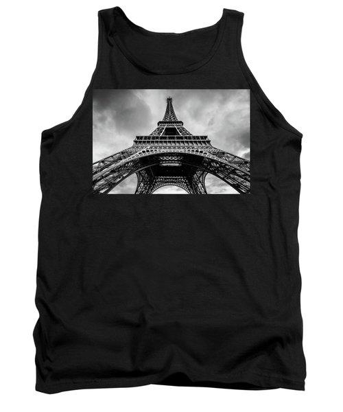 Eiffel Tower 4 Tank Top