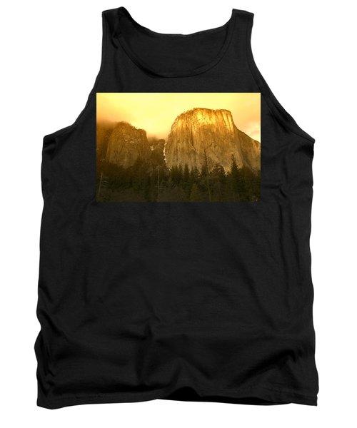 El Capitan Yosemite Valley Tank Top