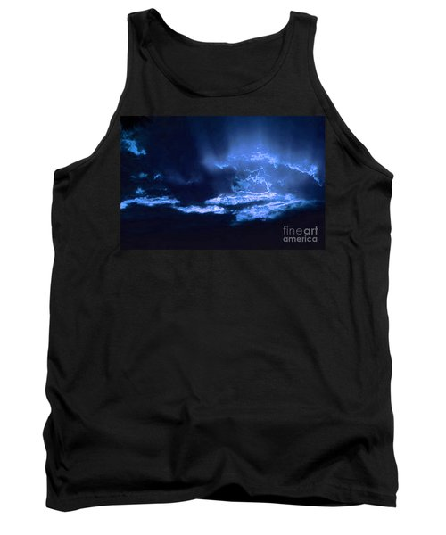 Electric Sky Tank Top