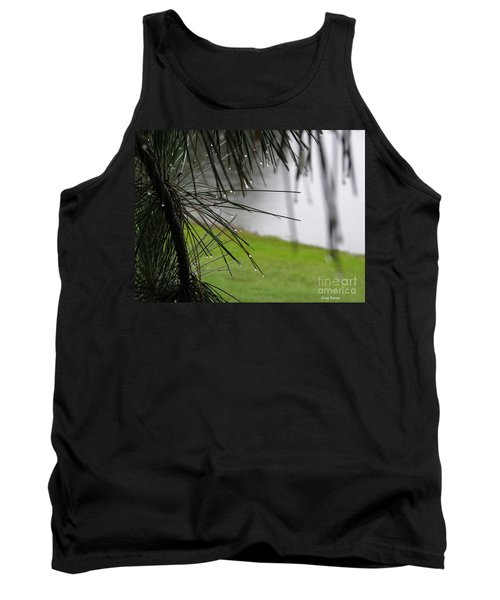 Tank Top featuring the photograph Elements by Greg Patzer
