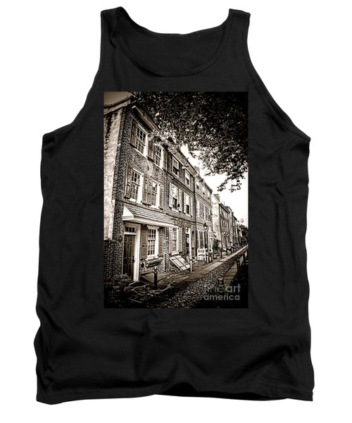 Elfreth Alley  Tank Top