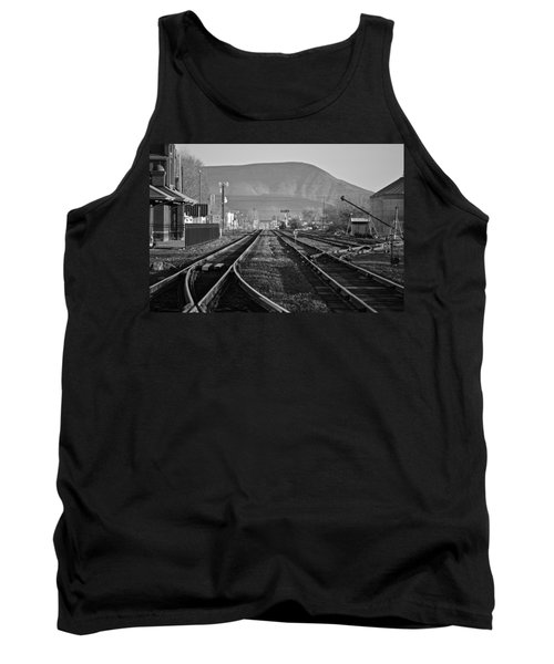 Ellensburg Station Tank Top