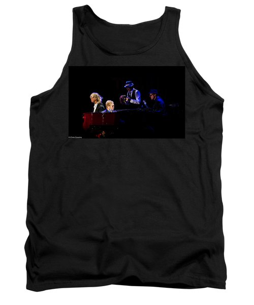 Elton - Gather Round Tank Top