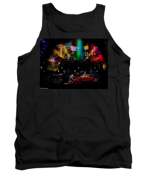 Elton - Sad Songs Tank Top