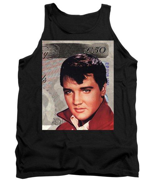 Elvis Presley Tank Top