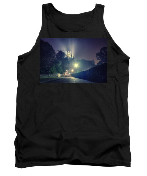 Ely Cathedral - Night Tank Top