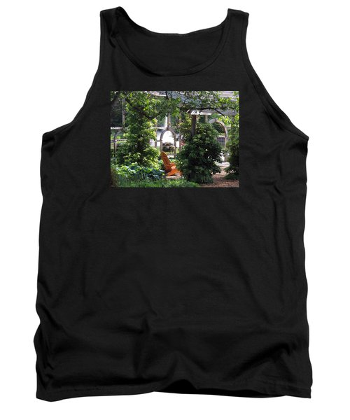 Embrace Spring Tank Top by Teresa Schomig