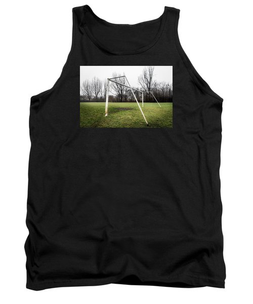 Emptiness Tank Top by Celso Bressan