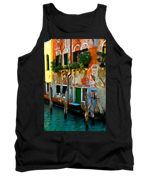 Empty Dock Tank Top