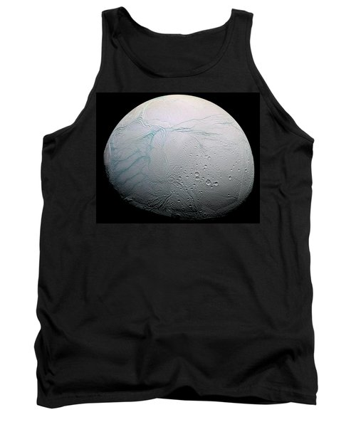Tank Top featuring the photograph Enceladus Hd by Adam Romanowicz