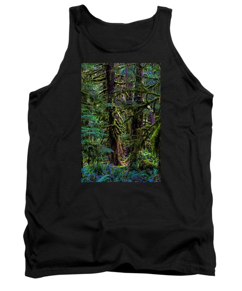 Enchanted Tank Top by Alana Thrower