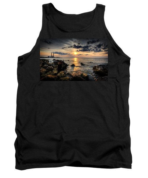 End Of The Day Tank Top by Everet Regal