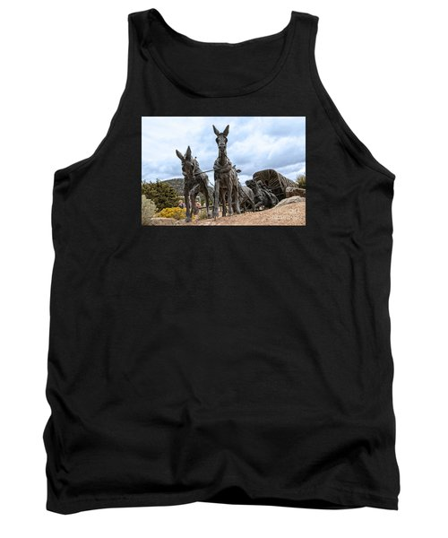 End Of The Long Trail Tank Top