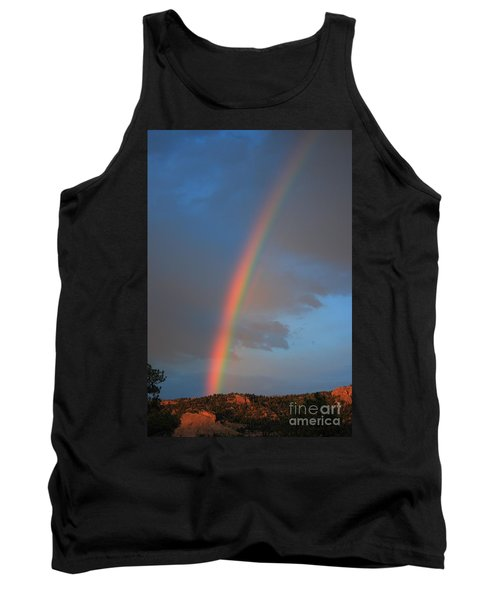 End Of The Rainbow Tank Top