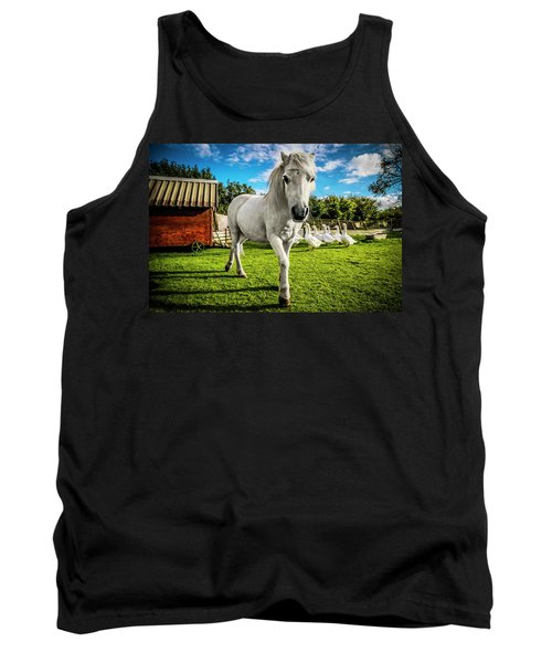 English Gypsy Horse Tank Top