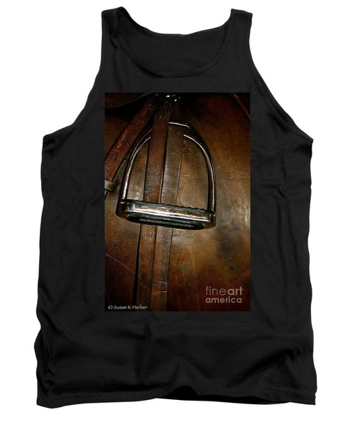 English Leather Tank Top