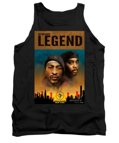 Eric B. And Rakim Tank Top