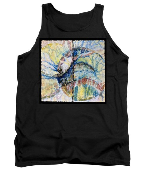 Escaping Reality Tank Top