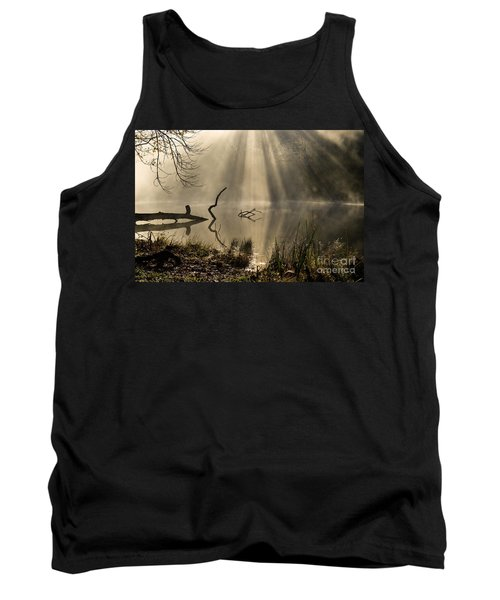 Tank Top featuring the photograph Ethereal - D009972 by Daniel Dempster