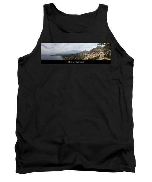 Etna E Taormina Tank Top