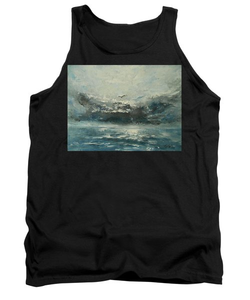 Even If The Skies Get Rough Tank Top