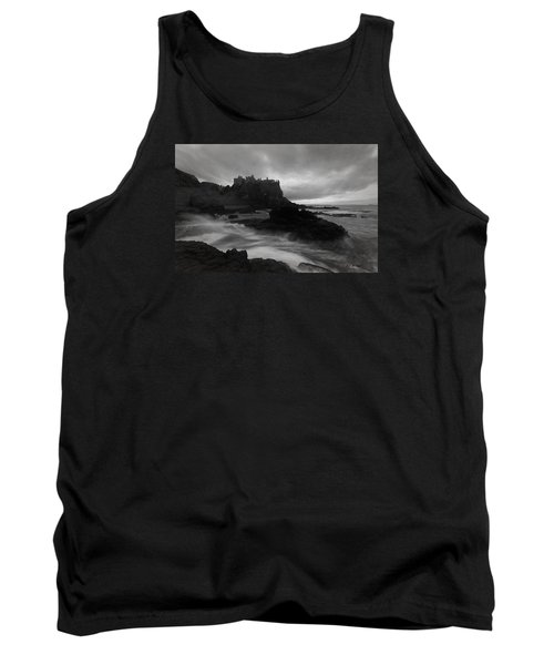 Tank Top featuring the photograph Evening At Dunluce by Roy  McPeak