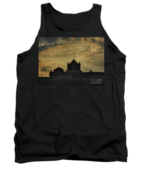 Evening At Goliad Tank Top
