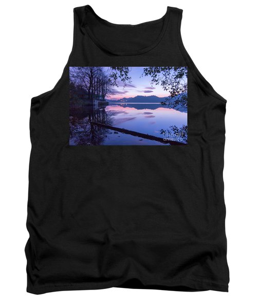 Evening By The Lake Tank Top