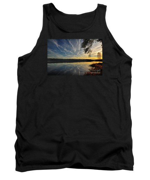 Evening Calm Tank Top