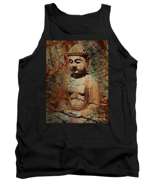 Evening Meditation Tank Top by Christopher Beikmann