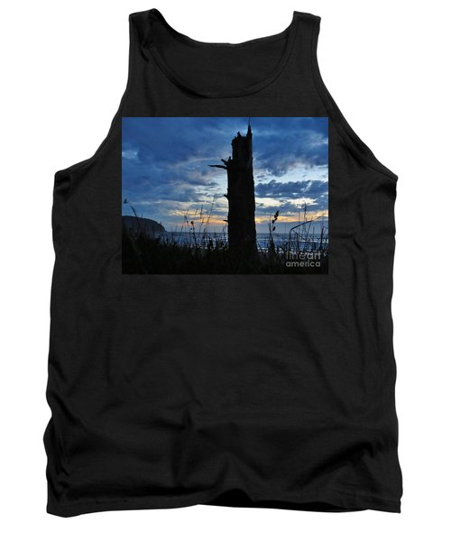 Evening Silohuettes Tank Top by Michele Penner