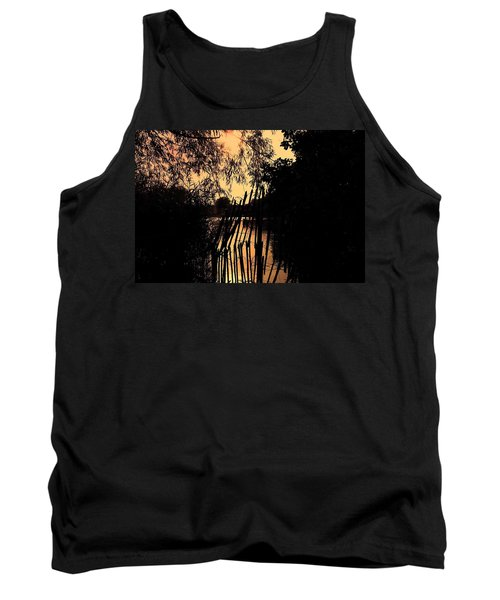 Evening Time Tank Top by Keith Elliott