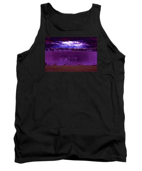 Event At The Bay Tank Top by Jake Whalen