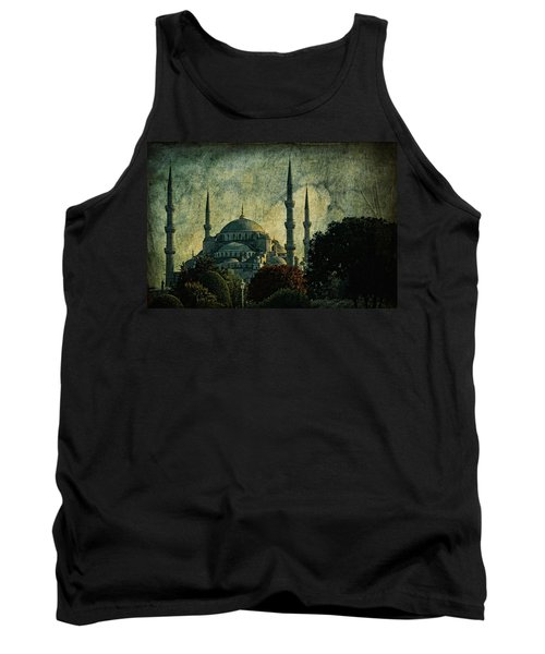 Eventide Tank Top by Andrew Paranavitana