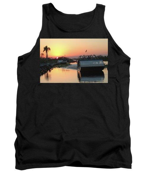 Everglades Sunset Tank Top