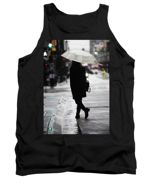 Tank Top featuring the photograph Every One Pays  by Empty Wall