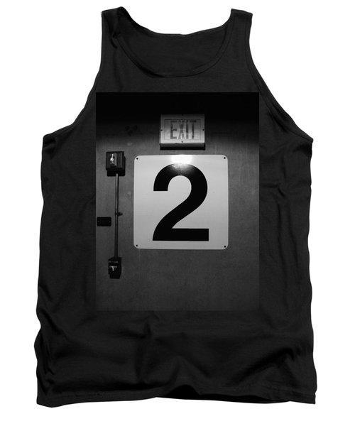 Exit Two Tank Top