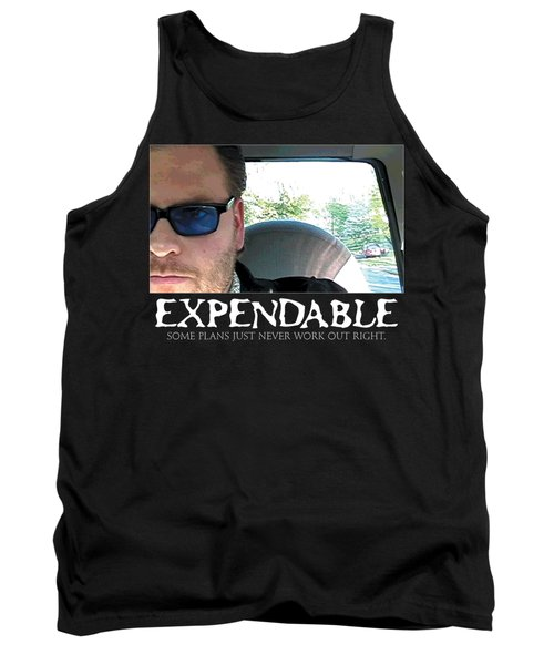 Expendable 3 Tank Top