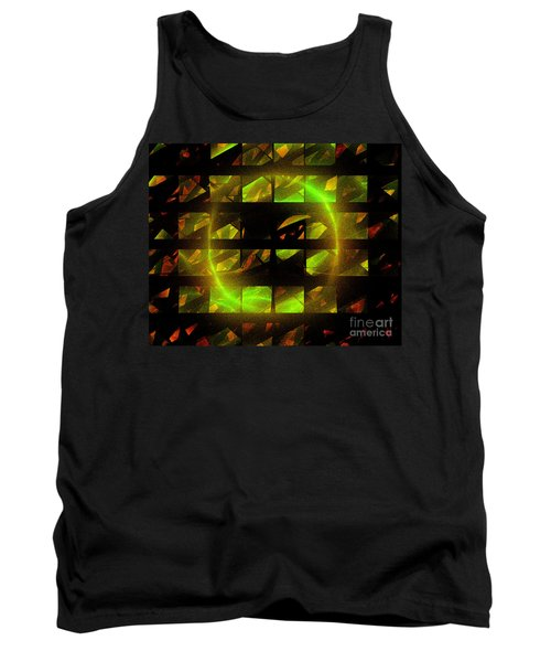Eye In The Window Tank Top