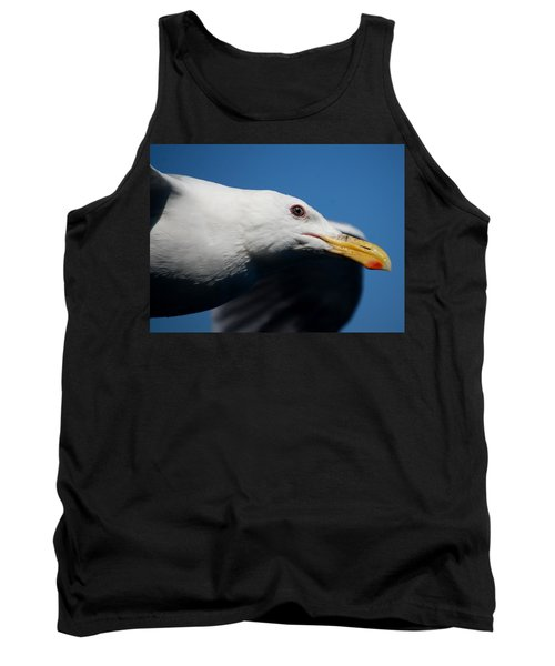 Eye Of A Seagull Tank Top