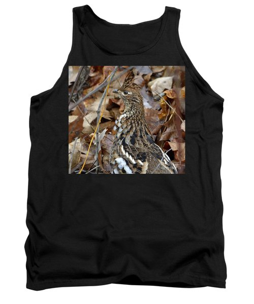 Eye Of The Rugr Tank Top